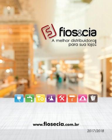 f840fd61c Catálogo de Produtos Fios&Cia 2017/2018 by Fios & Cia - issuu