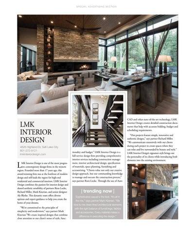 Utah Style U0026 Design Spring 2017 By Utah Style U0026 Design   Issuu