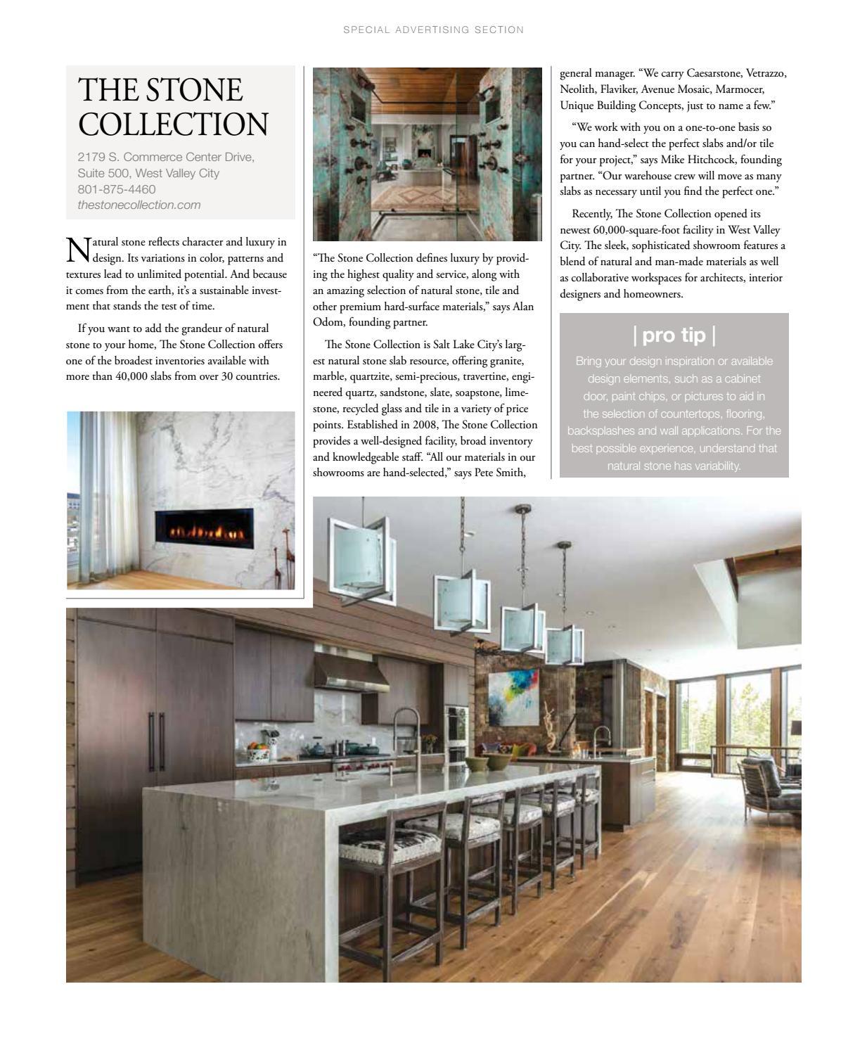 Utah Style & Design Spring 2017 by Utah Style & Design - issuu
