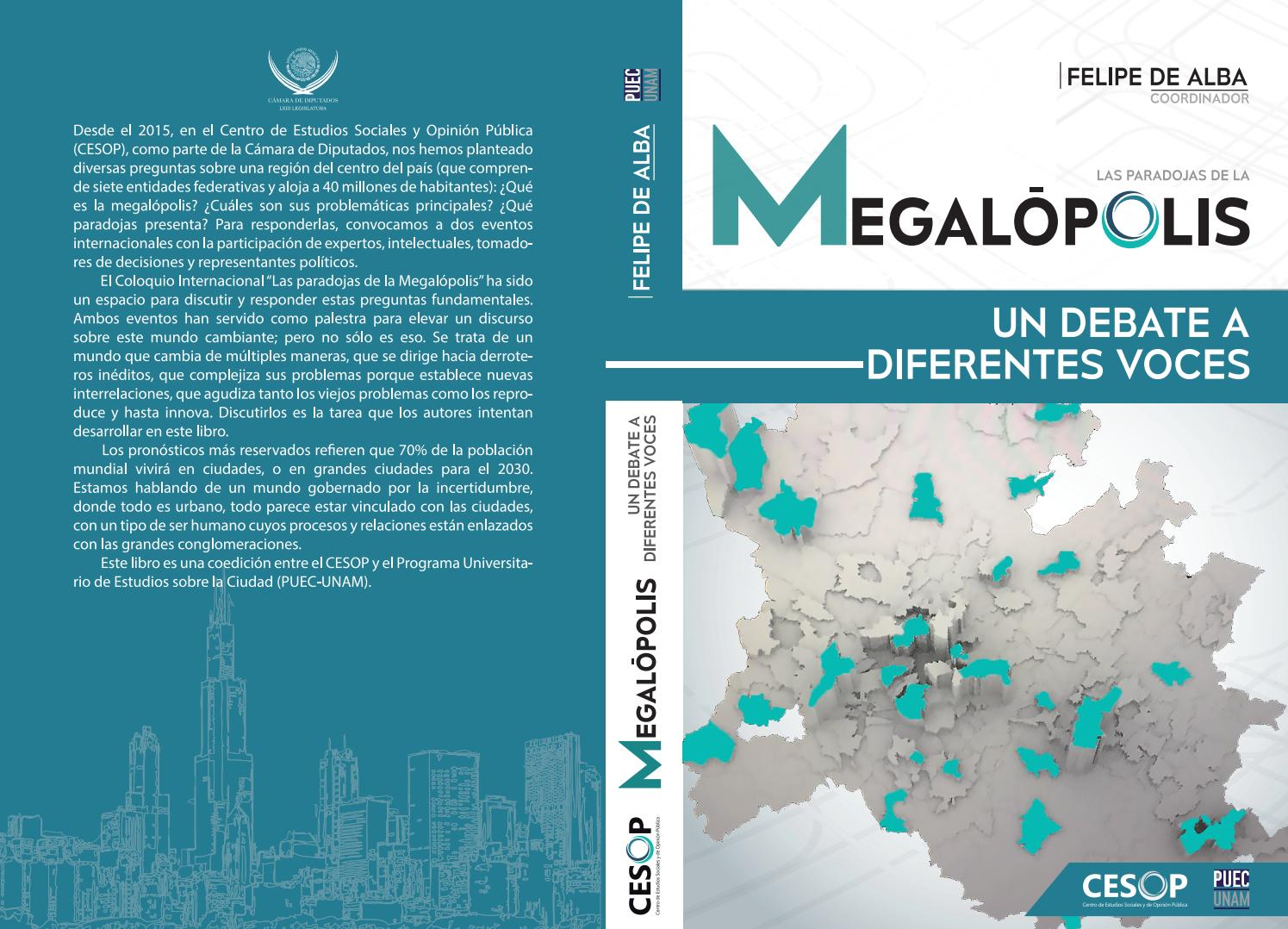 Megalopolis A Debate Between Differents Voices By Felipe De Alba  # Arregla Muebles Ehs Opiniones