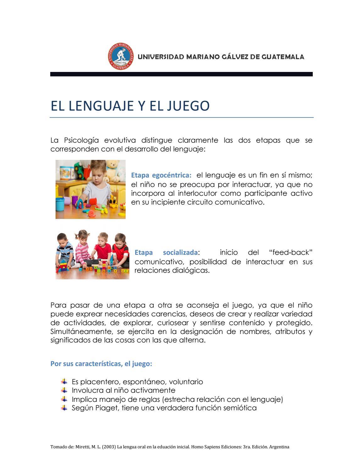 Circuito Comunicativo : El lenguaje y el juego by lucía rivera issuu