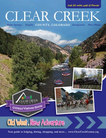 2017 Guide to Clear Creek County by Clear Creek County Tourism