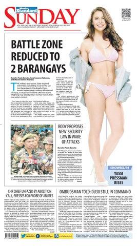 1c4f96635e5a7 Manila Standard - 2017 July 30 - Sunday by Manila Standard - issuu