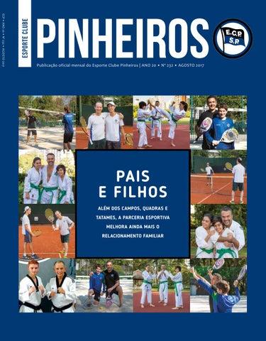 5310fb4964 Revista nº 232 de agosto de 2017 by Esporte Clube Pinheiros - issuu