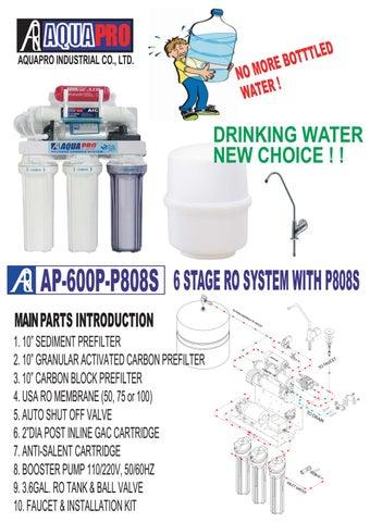 Aquapro 7 Stages Water Purifier Dubai, Abu Dhabi, Sharjah All UAE by
