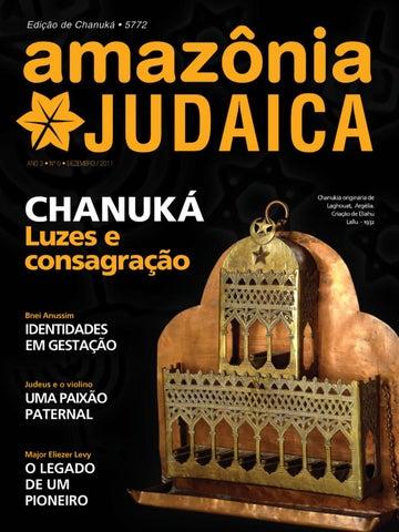 Amazônia Judaica - N.06/2011 - Chanuká 5772