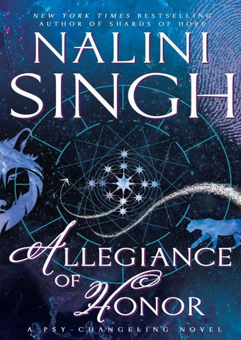 0a3333a8b8e Nalini singh psy changeling  15 allegiance of honor by Lilian mendes ...
