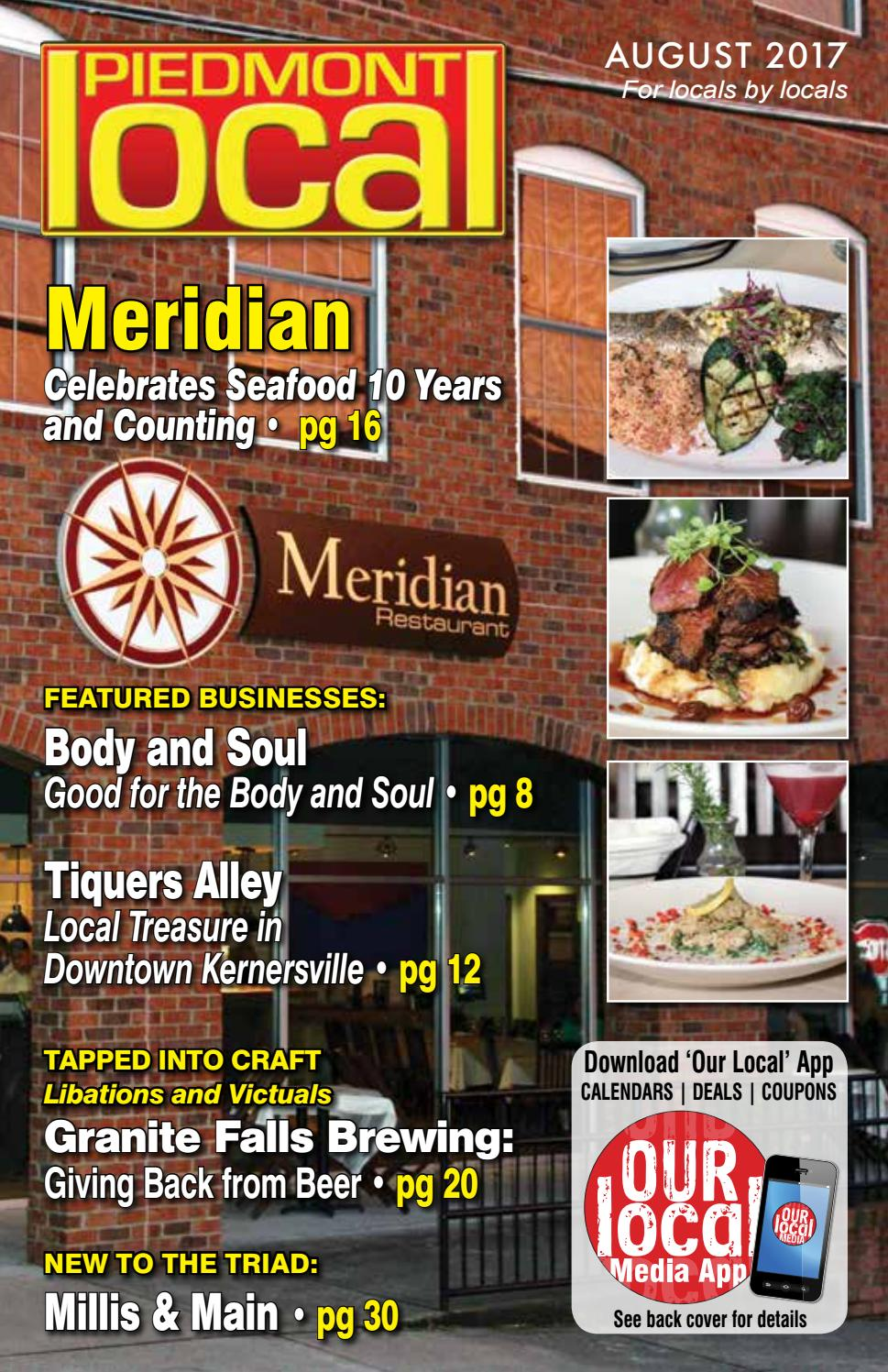 August 2017 Piedmont Local by Our Local Media - issuu