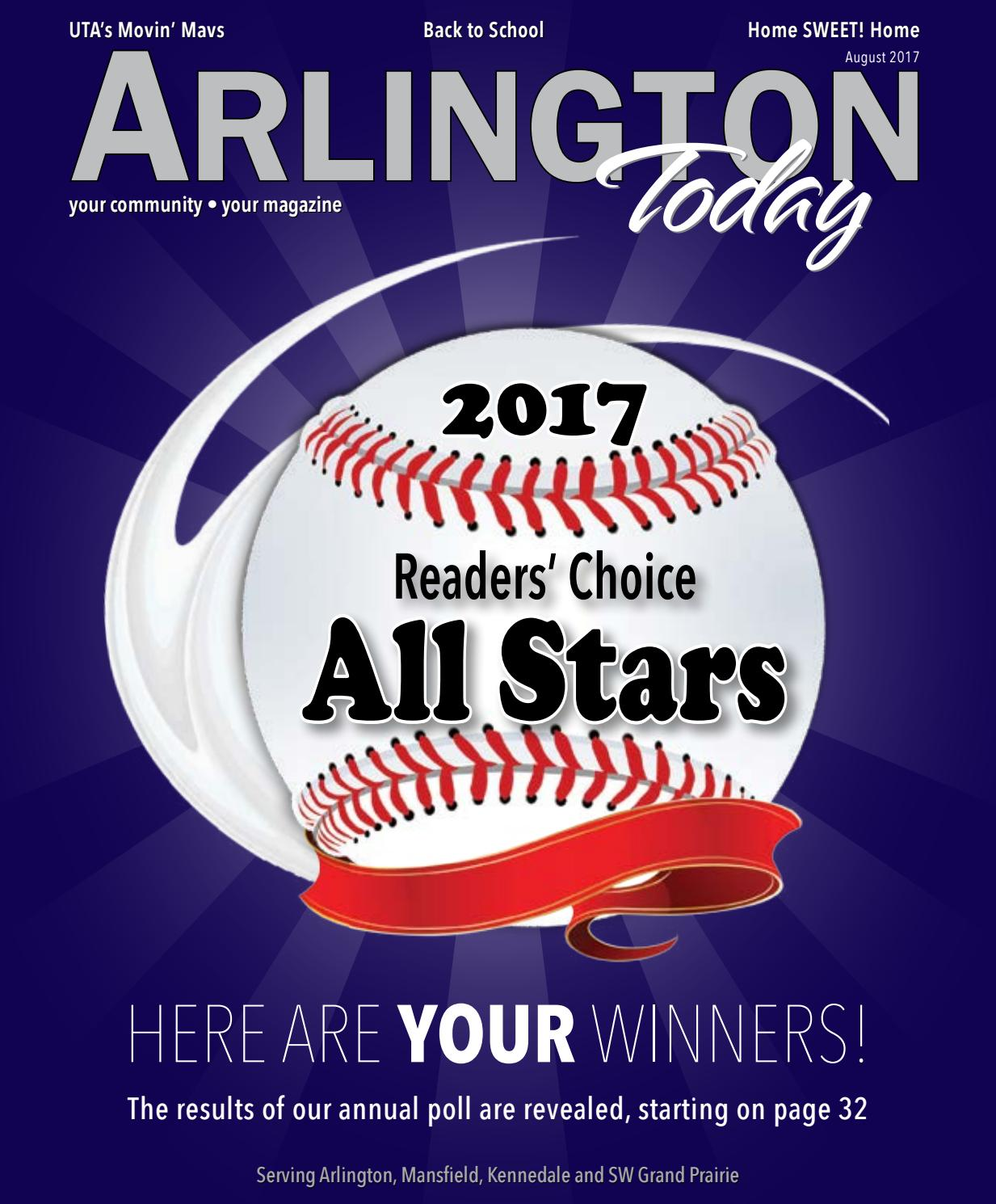 August 2017 by Arlington Today - issuu