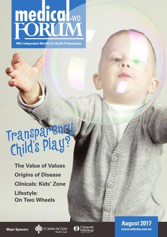 MedicalForumWA 0817 Public Edition by Medical Forum WA - issuu