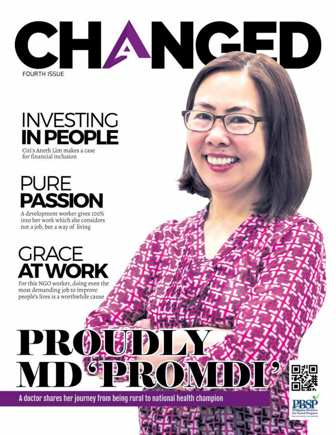 Changed mag 4th issue by Marilyn Mirando - issuu