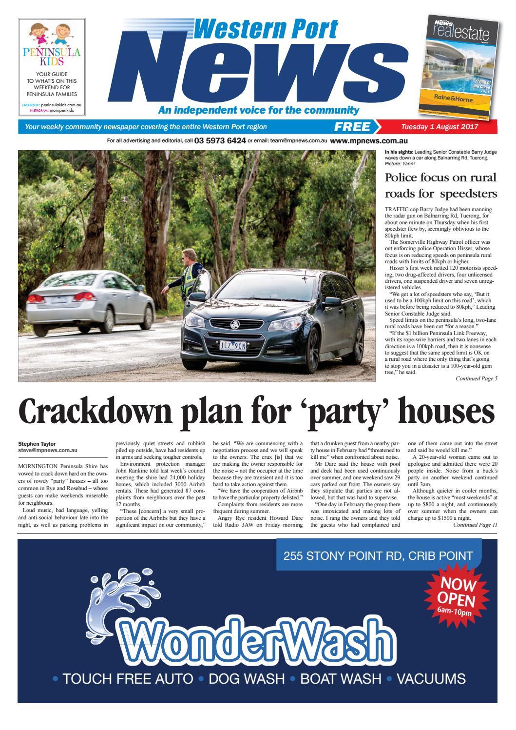 1 August 2017 by Mornington Peninsula News Group issuu