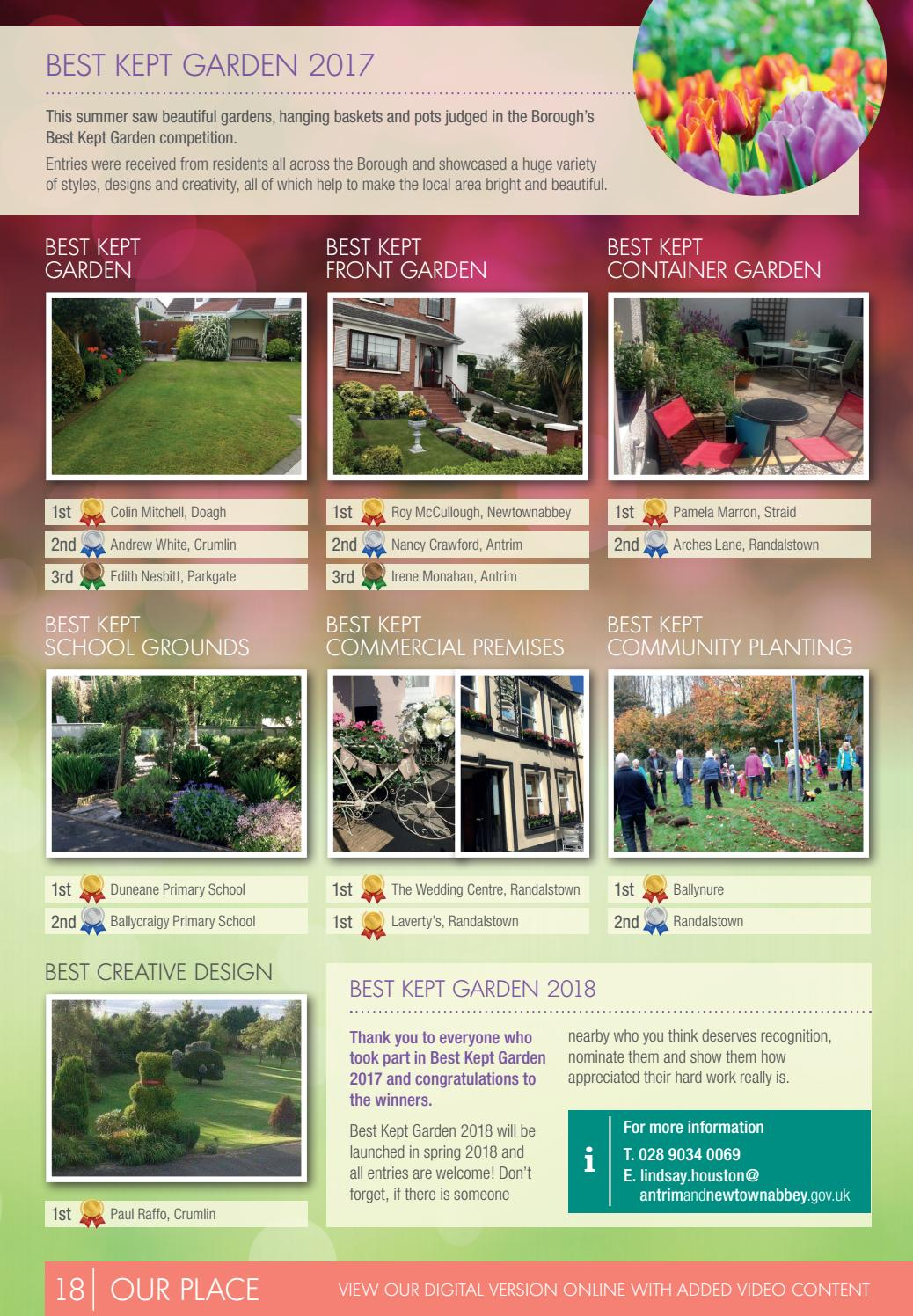 Borough Life August 2017 By Antrim And Newtownabbey Council Issuu
