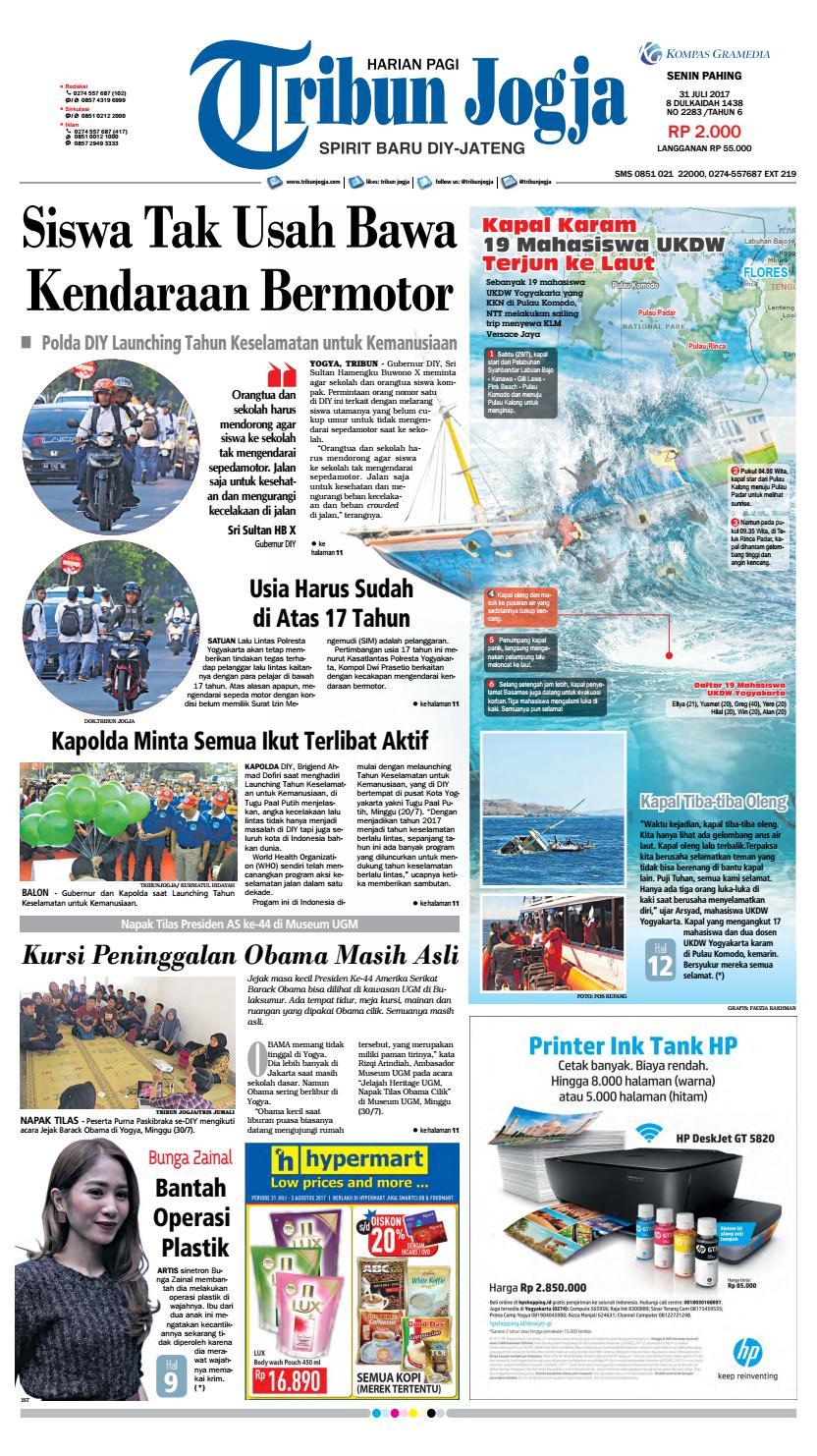 Tribunjogja 31-07-2017 by tribun jogja - issuu 20997ca05c
