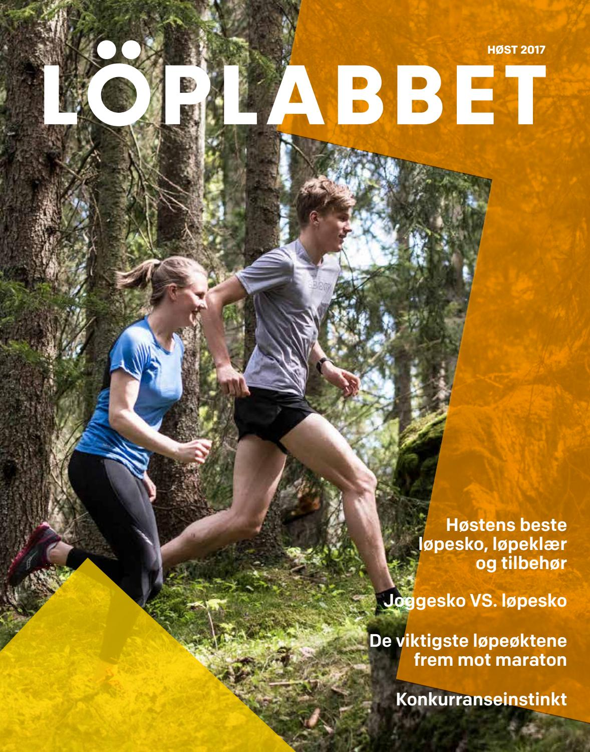 b5267f10 Löplabbets høstkatalog 2017 by Löplabbet AS - issuu