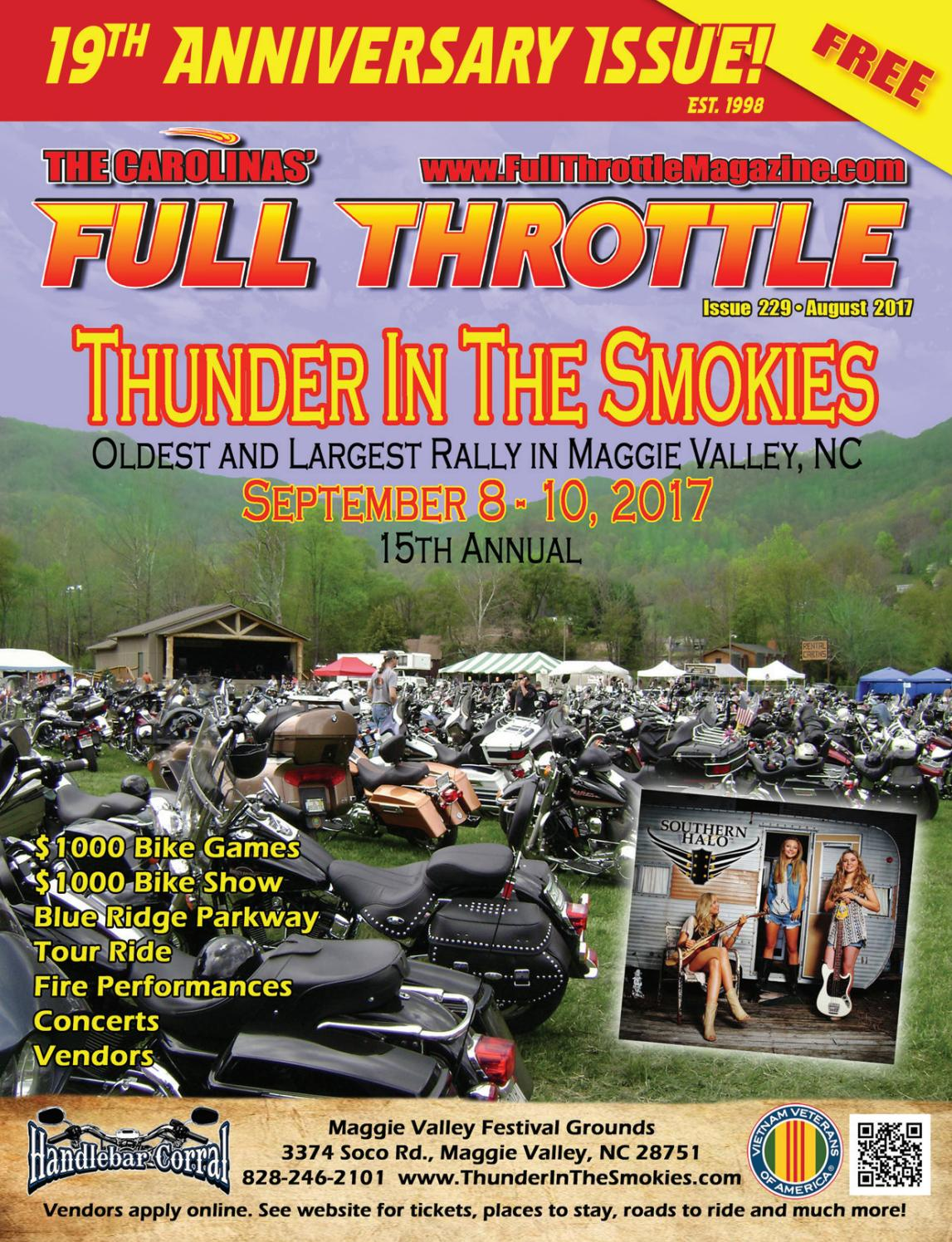 One man s junk cherokee county sc - August 2017 Issue 229 By The Carolinas Full Throttle Magazine Issuu