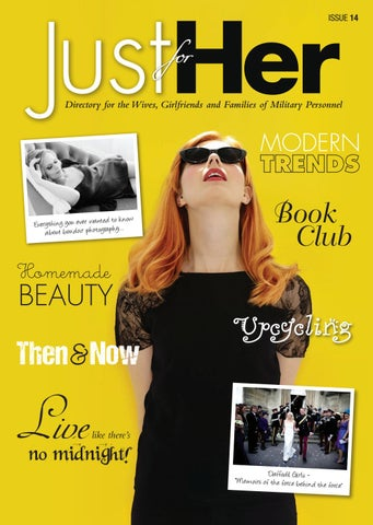 dee79d2ac9 Just for Her Issue 14 by Forces   Corporate Publishing Ltd - issuu
