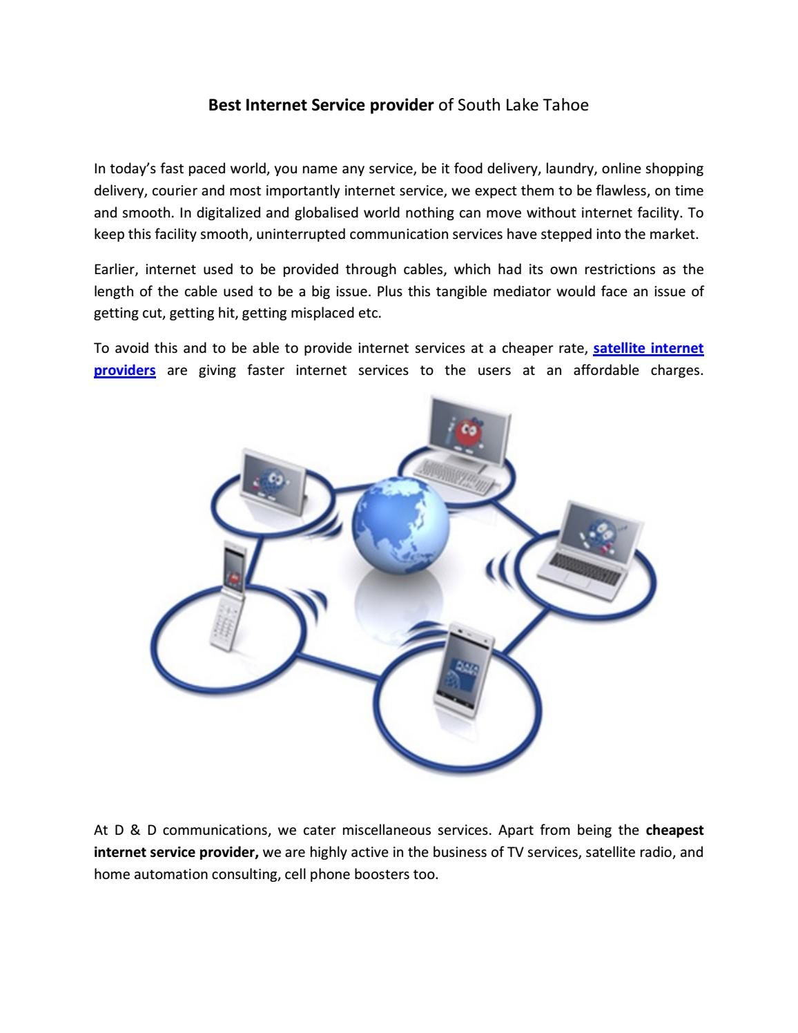 Tv Service Providers >> Cheapest Internet Service Provider By Cathrin Issuu
