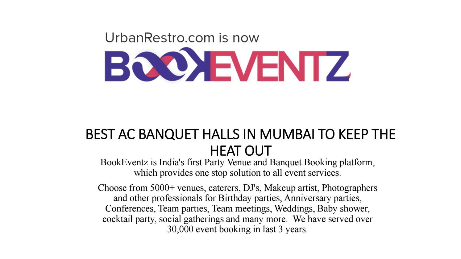 Complete cocktail party planning ideas bookeventz - Top 5 Wedding Venues In Bandra To Have An Over The Top Wedding By Kaizad Katgara Issuu