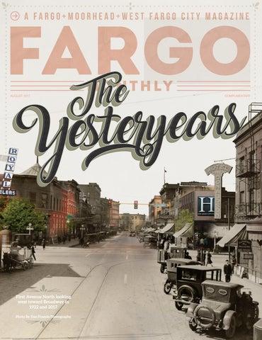 Woman Fargo