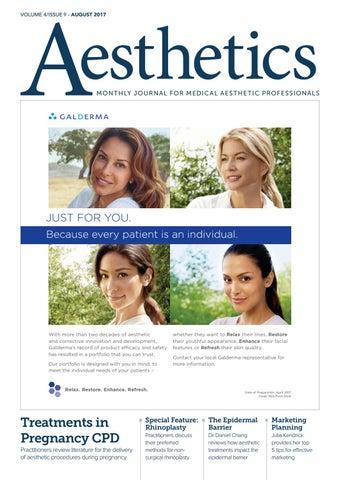 aesthetics exposed mastering skin care in a medical setting and beyond