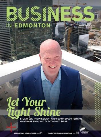 0d1814080ab0 Bie august2017 web by Business in Edmonton Magazine - issuu