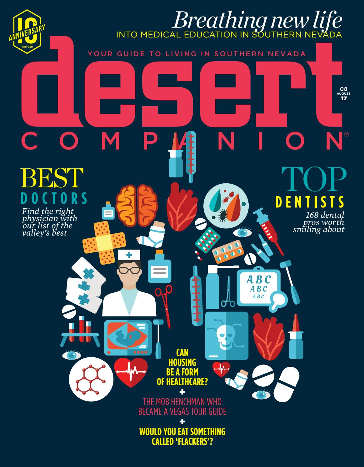 ad17efa01d71 Desert Companion - August 2017 by Nevada Public Radio - issuu