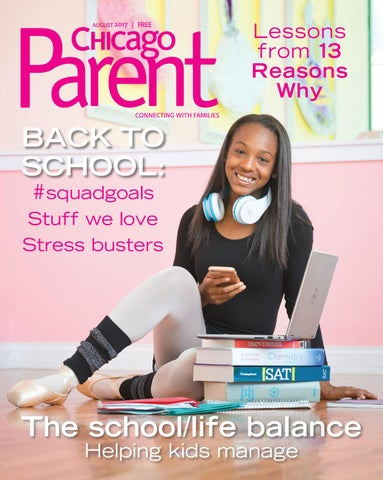 Chicago Parent August 2017 By