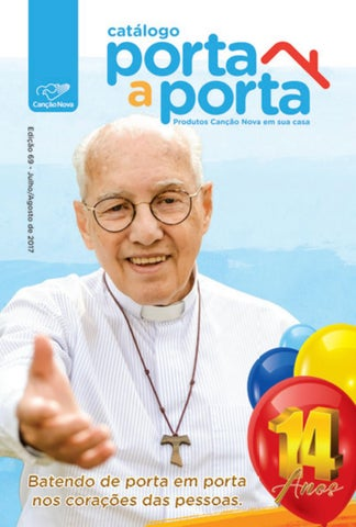 Catálogo Porta A Porta Edição 69 By Porta A Porta Canção Nova Issuu