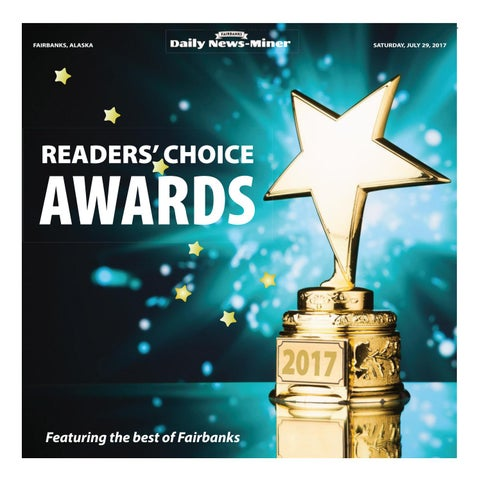 2017 Readers Choice Awards By Fairbanks Daily News Miner Issuu