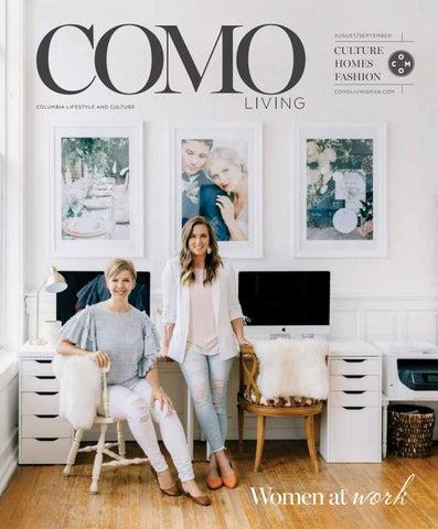 d4e5998f1ca5 COMO Living Magazine - August September 2017 by Business Times ...
