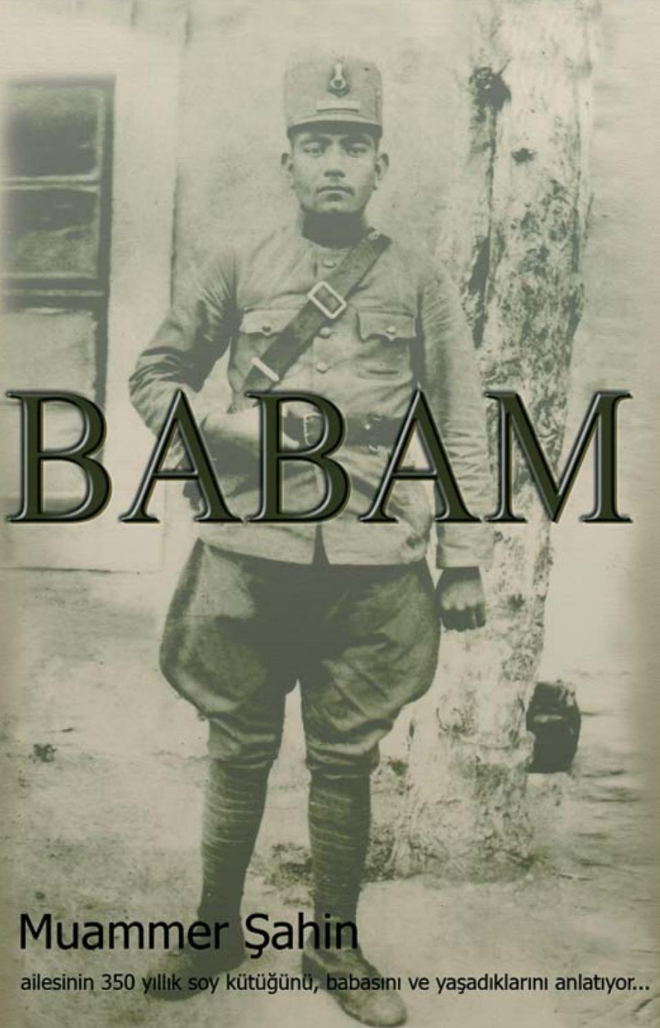 Muammer Sahin Babam By Blackauge Issuu