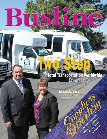 July August 2017 Busline By Busline Magazine Issuu