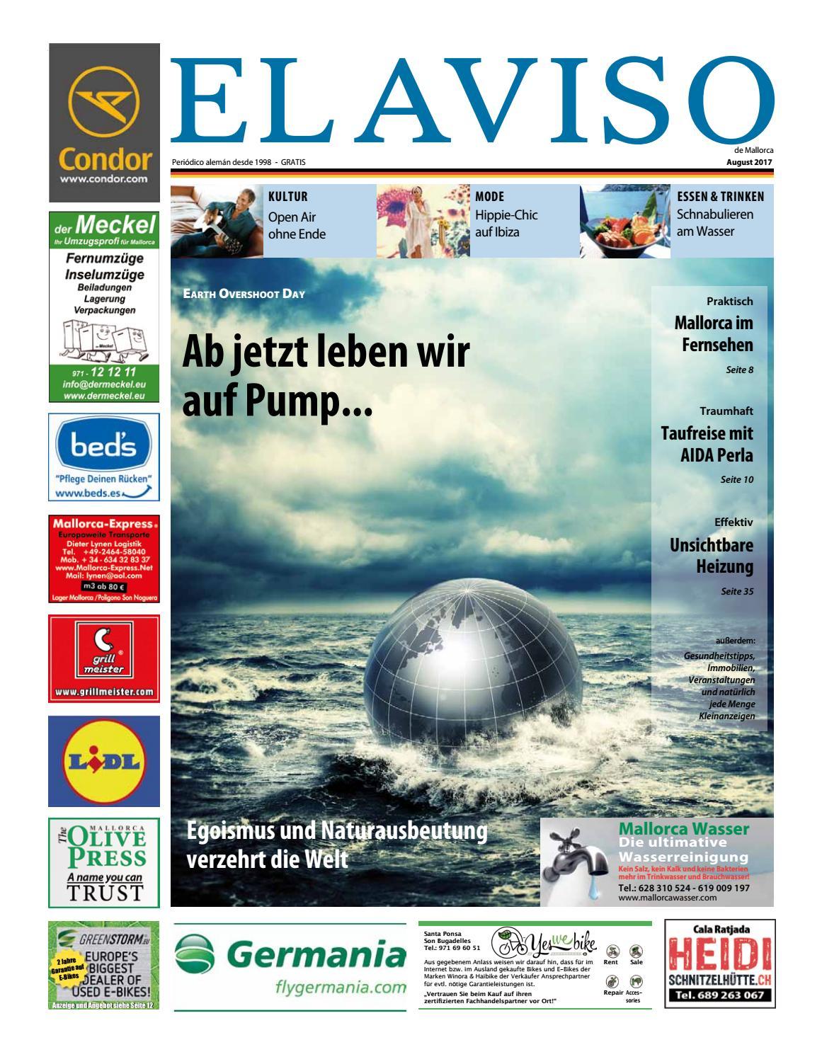 EL AVISO 08/2017 by Pixelmeister - issuu