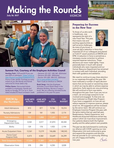 EMCM Making the Rounds July 2017 by Einstein Healthcare Network - issuu
