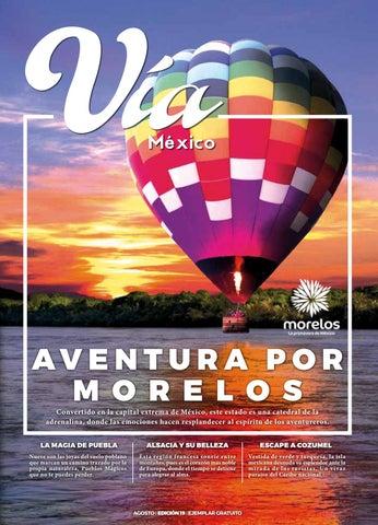 AV E N T U R A P O R M O R E L O S Convertido en la capital extrema de  México b1f1c06bc41