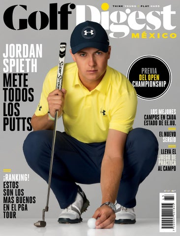 GolfDigest México Julio 2017 by Appmaker Mexico - issuu a18e5fba7df