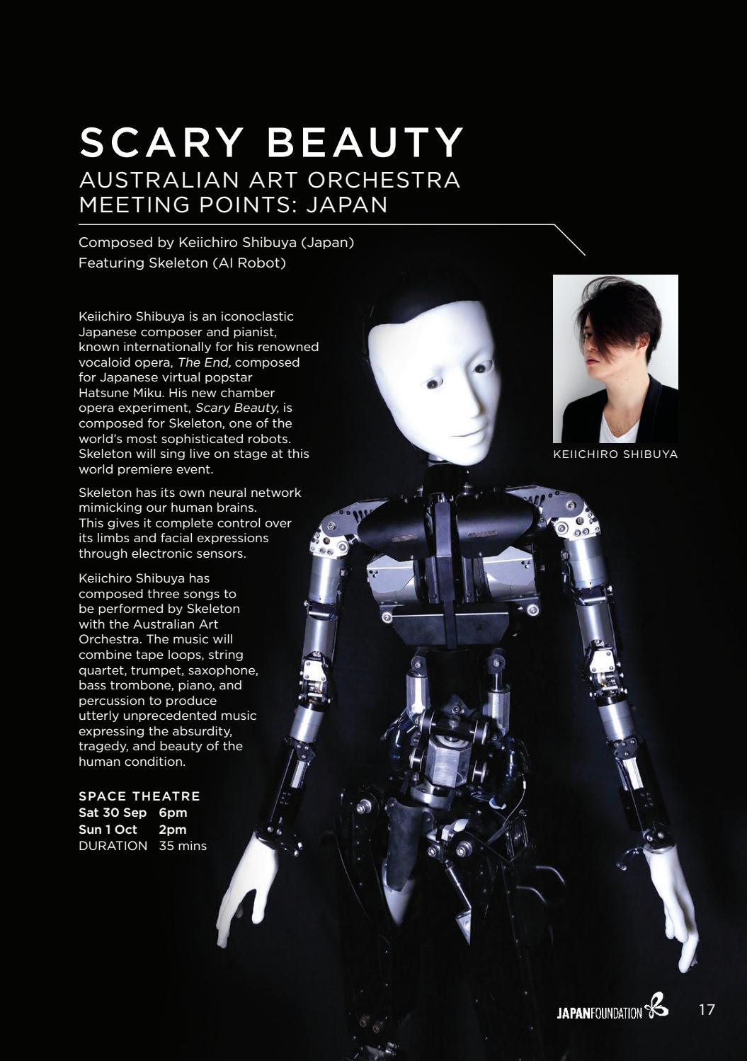 Ozasia Festival 2017 brochure by Adelaide Festival Centre
