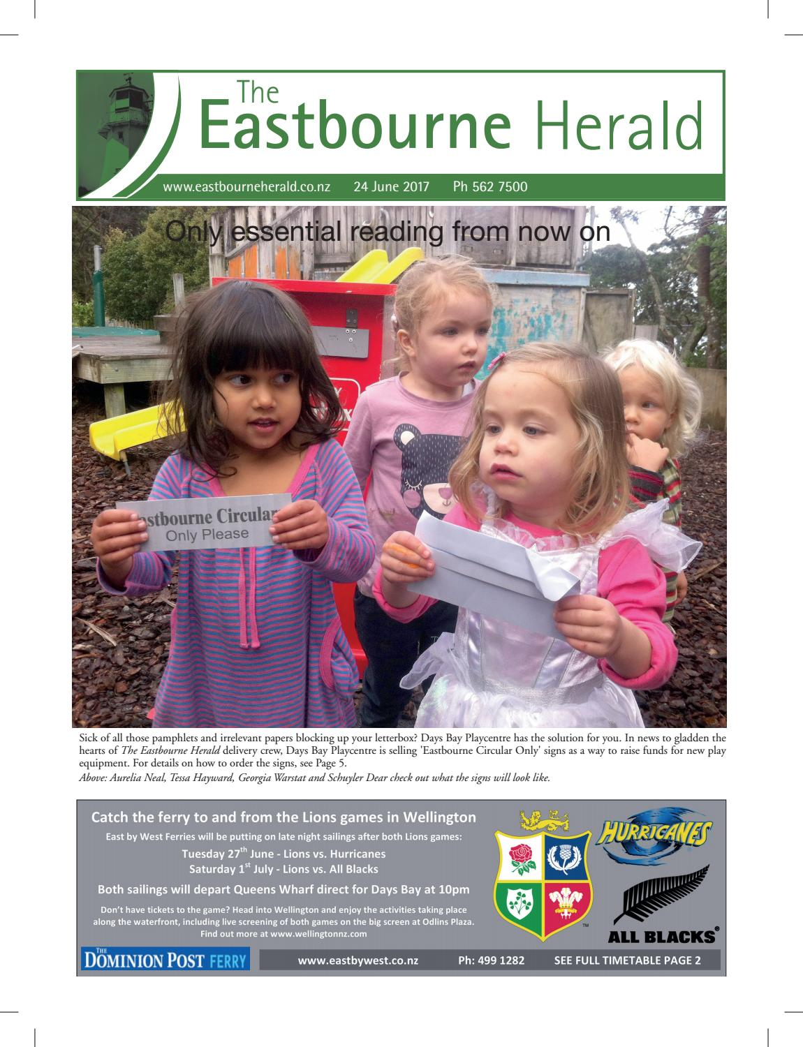 Eastbourne herald june 2017 by the eastbourne herald issuu
