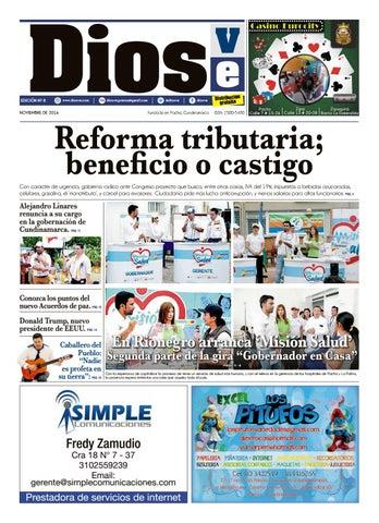 periódico dios ve edición nº 8 by hans rodríguez issuu