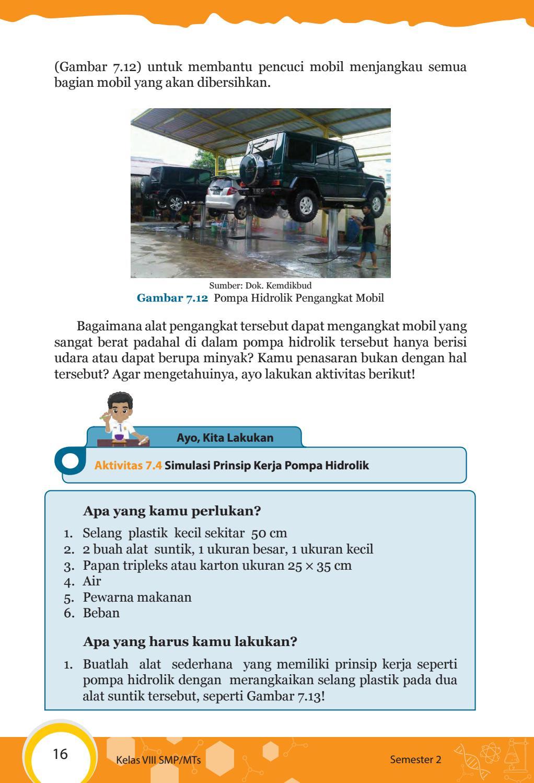 Cara Kerja Pompa Hidrolik Pada Cuci Mobil - Kumpulan Kerjaan