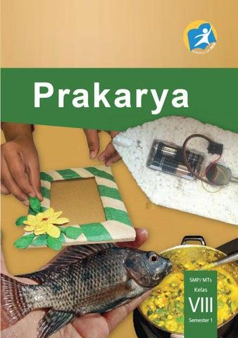 Kelas 08 Smp Prakarya Siswa By P E Thea Issuu