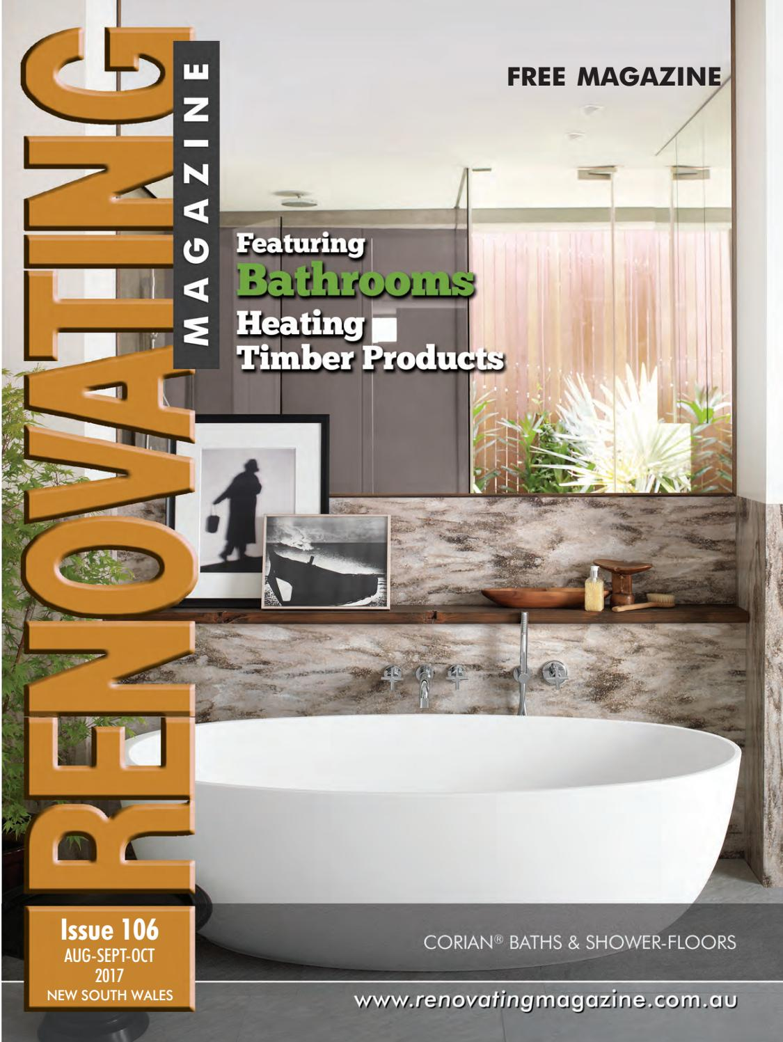 106 Nsw Web By Renovatingmagazine Issuu