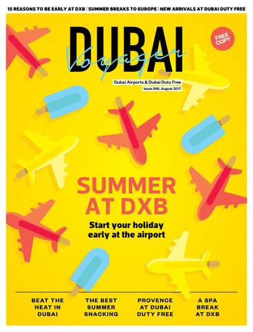 Dubai Voyager | August 2017 by Motivate Publishing - issuu