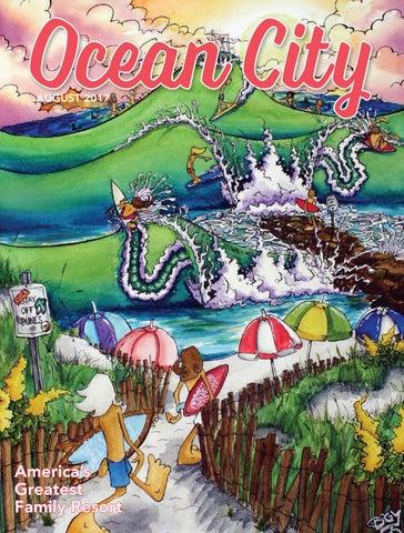 August 2017 Ocean City Magazine