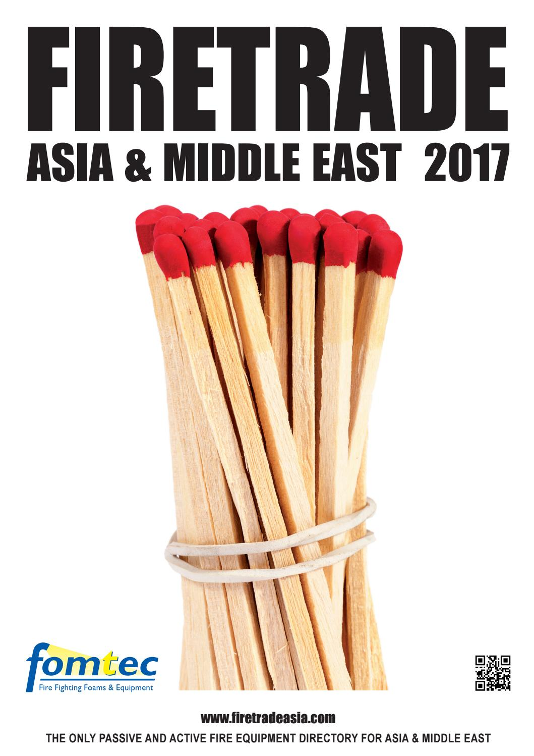 Firetrade Asia & Middle East 2017 by Hemming Group - issuu