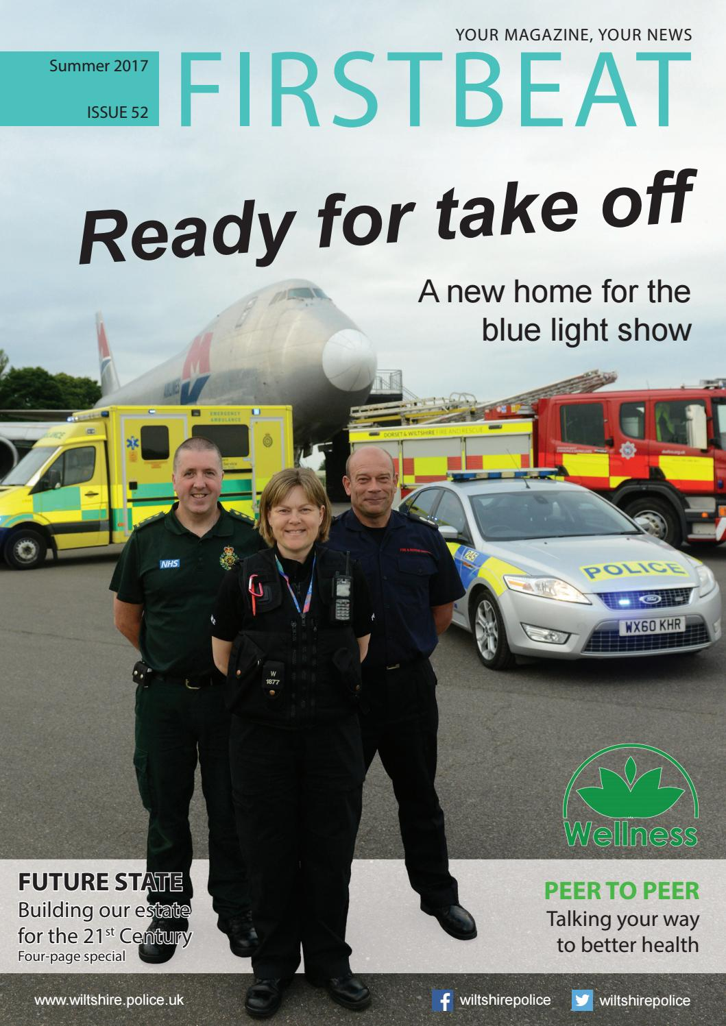 Firstbeat - summer2017 by Wiltshire Police - issuu