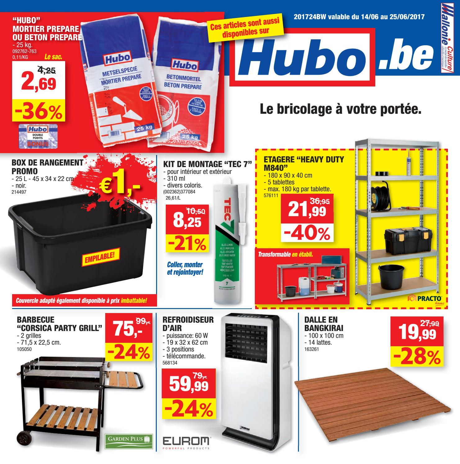 Hubo Fr 14 06 Tot 25 06 By Profacts Issuu