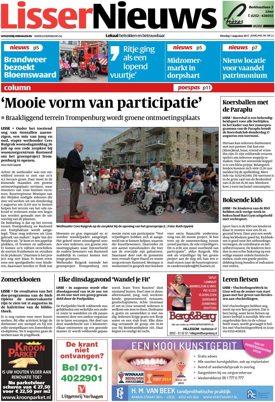 ln week 31 17 by uitgeverij verhagen issuu