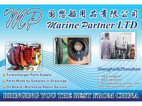 marine turbocharger repair manual